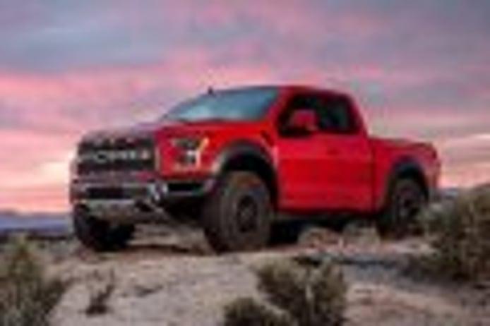 El nuevo Ford F-150 Raptor 2019 estrena amortiguadores adaptativos