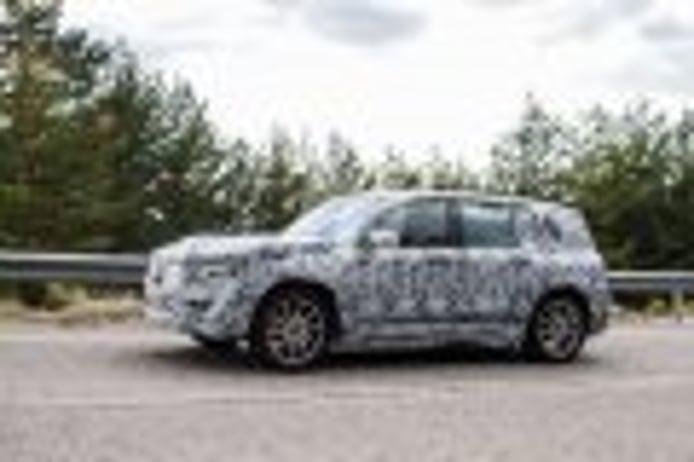 El futuro Mercedes GLB ya ha sido desvelado a los concesionarios