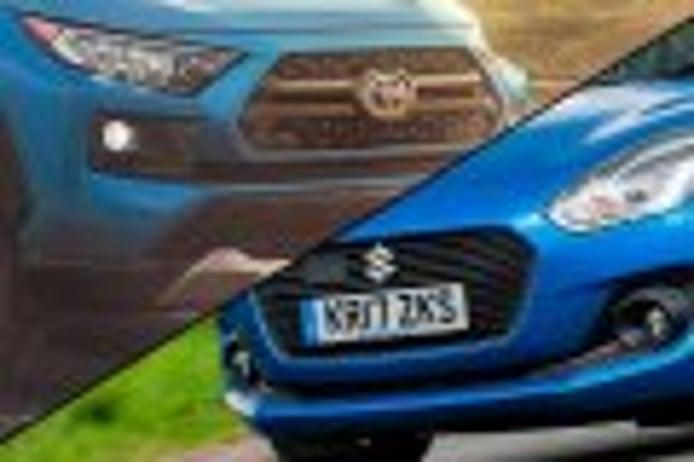 Toyota y Suzuki desarrollarán un nuevo motor eficiente para mercados emergentes