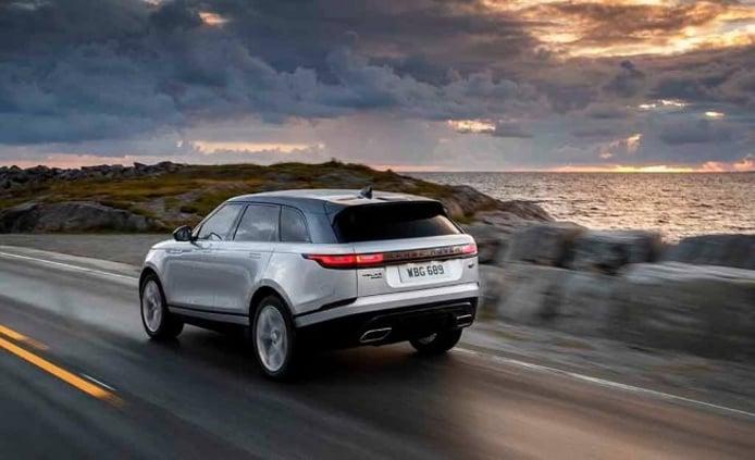Range Rover Velar 2018 - posterior