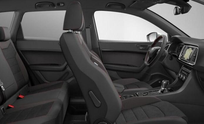 SEAT Ateca FR Plus - interior