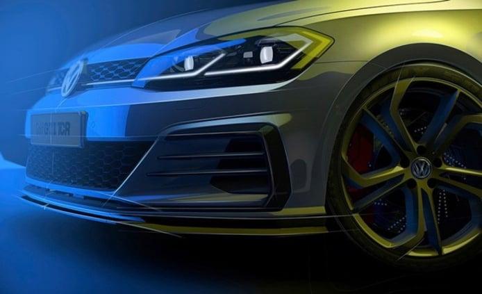 Volkswagen Golf GTI TCR - adelanto
