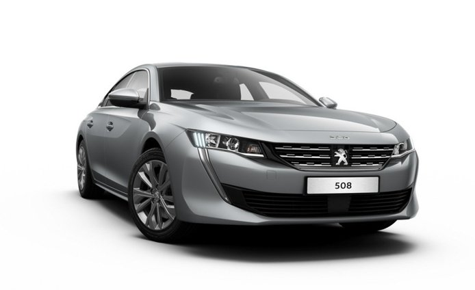 ¿Cómo es la versión básica del nuevo Peugeot 508? Así luce con acabado Active