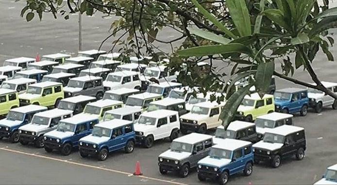 El nuevo Suzuki Jimny 2018 ya ha comenzado su producción