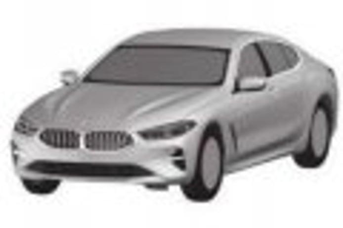 Filtrados los nuevos BMW Serie 8 Cabrio y Gran Coupé gracias a sus patentes