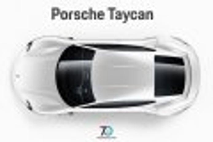 Porsche Taycan es el nombre elegido para el rival del Tesla Model S