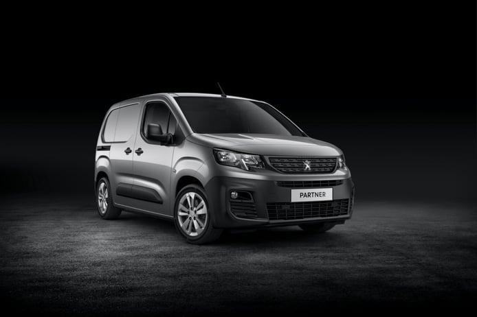 Peugeot Partner 2019, renovación completa para el vehículo comercial