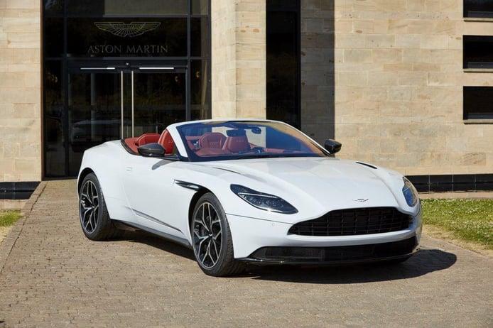Aston Martin revela dos nuevas ediciones limitadas del DB11