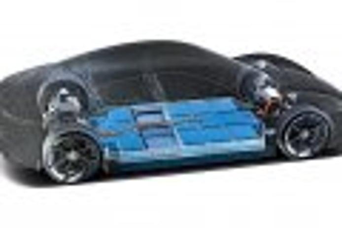 Porsche revela las primeras especificaciones del Taycan eléctrico