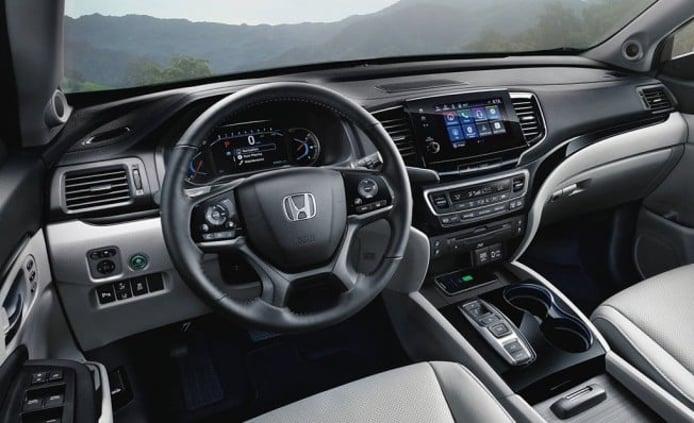 Honda Pilot 2019 - interior