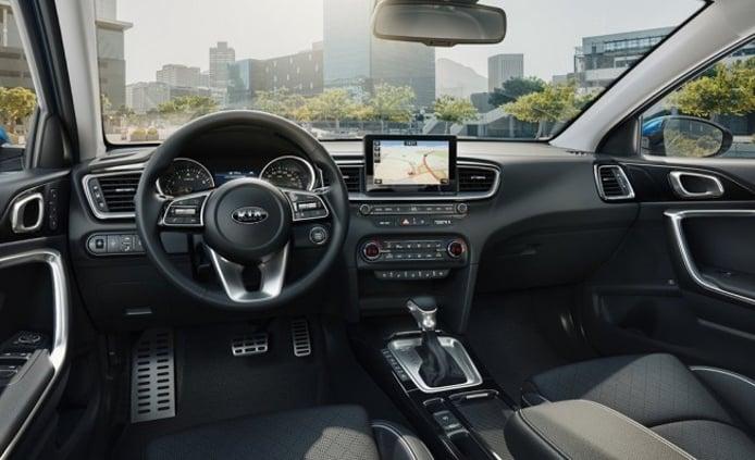 Kia Ceed 2018 - interior
