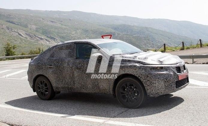 Renault SUV Coupé - foto espía