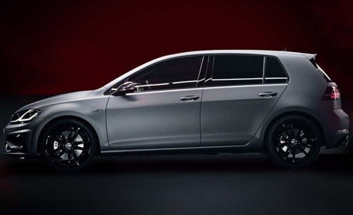 Volkswagen Golf R Unlimited - lateral