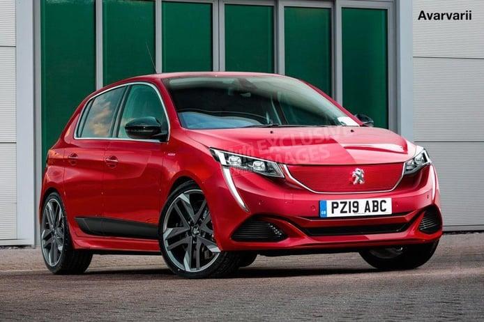Peugeot abre la puerta a un nuevo 208 GTi totalmente eléctrico