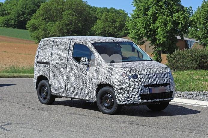 Peugeot Partner 4x4: primeras imágenes de la nueva versión comercial
