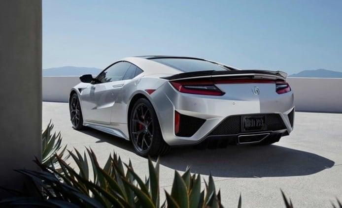 Acura NSX 2019 - posterior