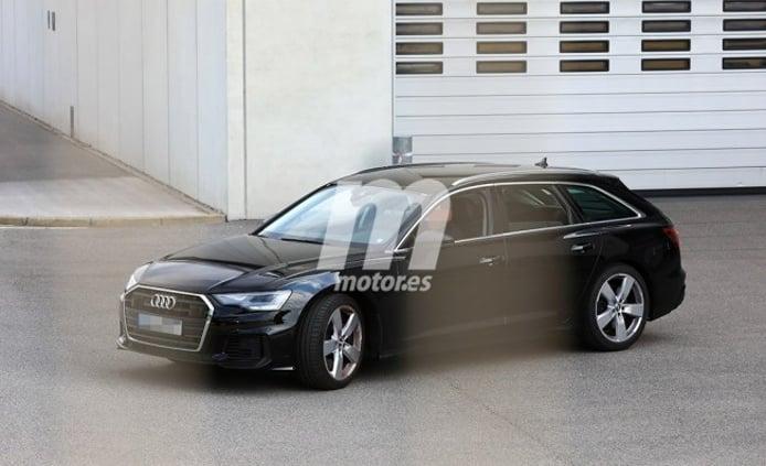 Audi S6 Avant 2019 - foto espía