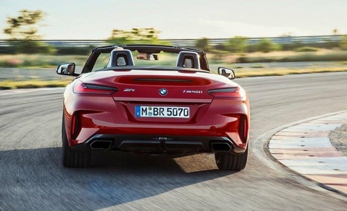 BMW Z4 2019 - posterior
