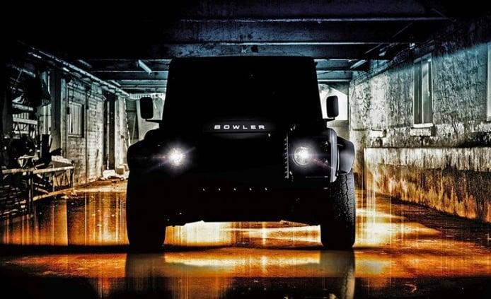 Bowler Land Rover Defender - adelanto