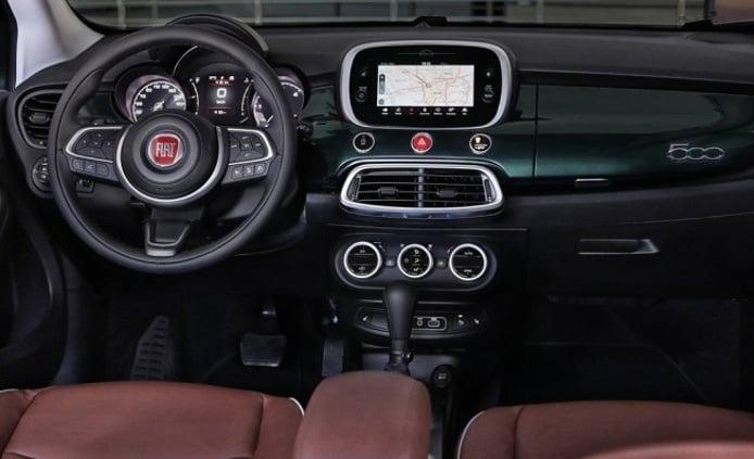 Fiat 500X 2019 - interior