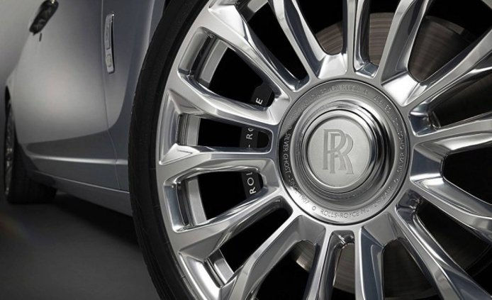 Rolls-Royce Silver Ghost Collection - llanta