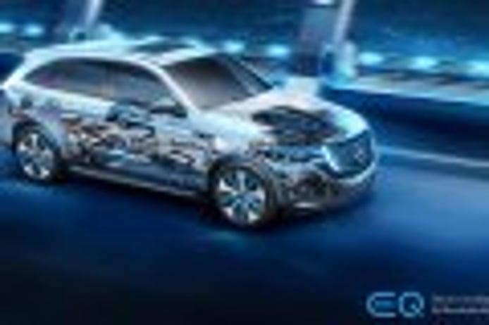 La batería del Mercedes EQC al detalle: refrigeración, capacidad y celdas