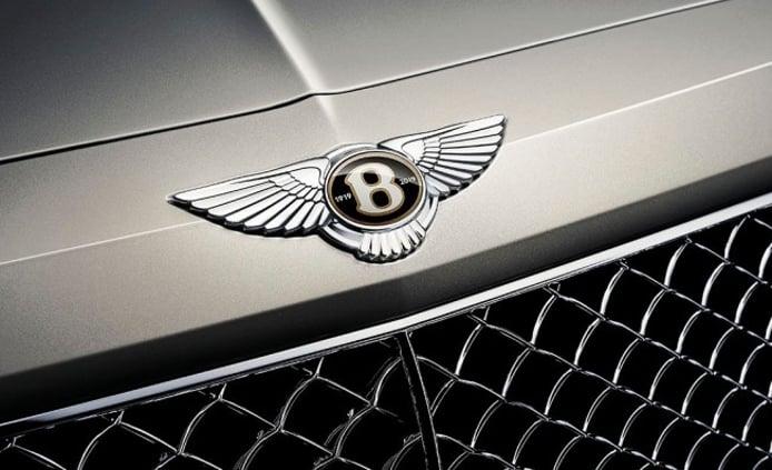 Bentley celebra su centenario marcando sus nuevos modelos