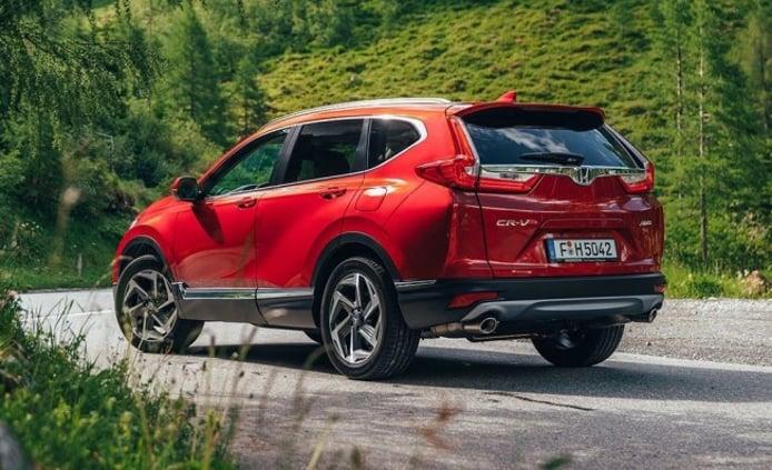 Honda CR-V 2019 - posterior