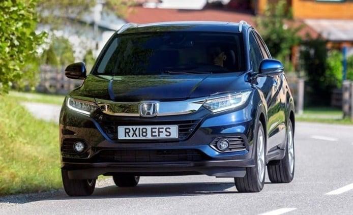 Honda HR-V 2019 - frontal