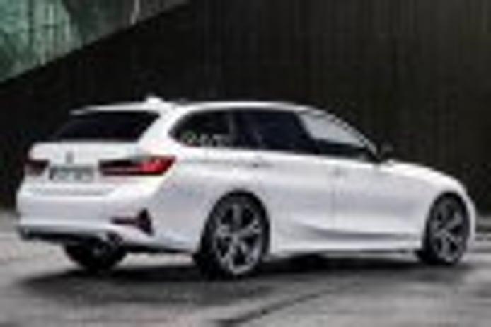 El nuevo BMW Serie 3 Touring G21 filtrado a través de sus patentes