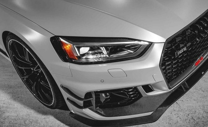 Audi RS5-R - frontal