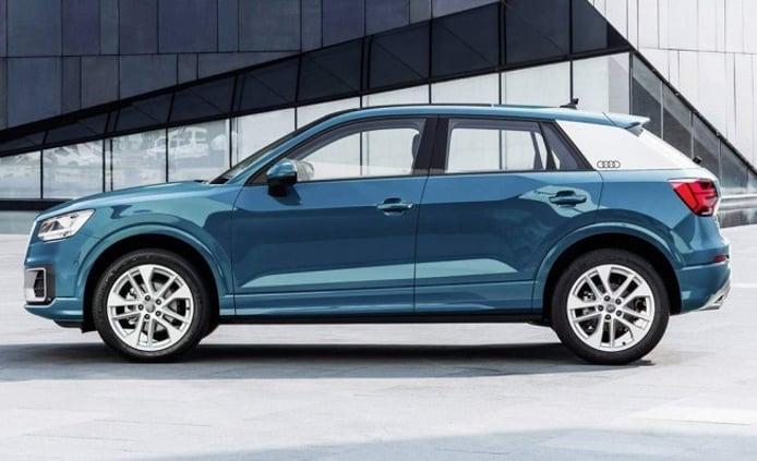 Audi Q2 L - lateral
