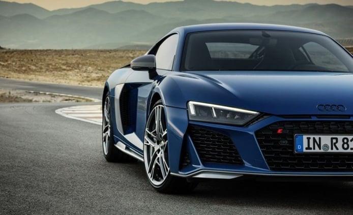 Audi R8 2019 - frontal