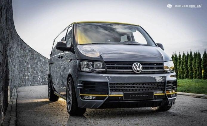 Carlex Design y Jeral Tidwell preparan el Volkswagen T6