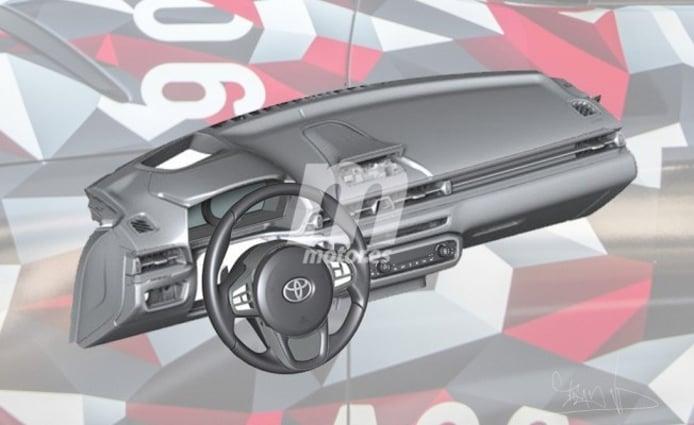 Toyota Supra 2019 - adelanto