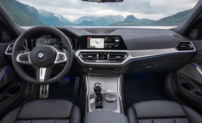 BMW Serie 3 2019 - interior