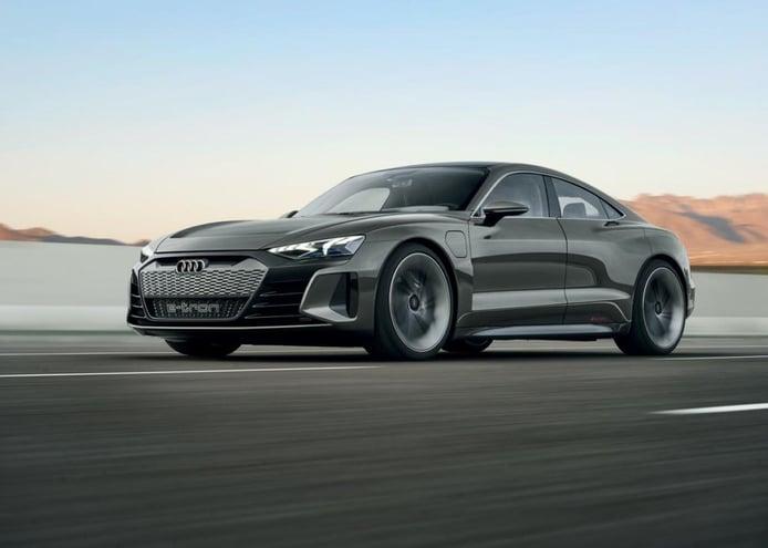 El Audi e-tron GT Concept debuta en el Salón de Los Ángeles, más cerca de la realidad