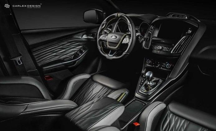 Ford Focus RS modificado por Carlex Design