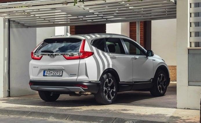 Honda CR-V Hybrid 2019 - posterior