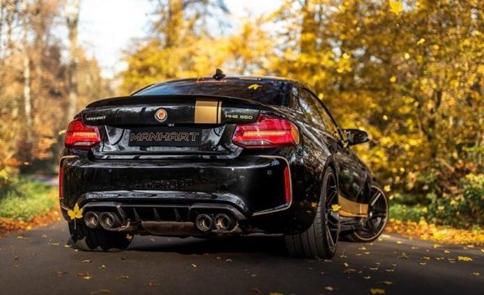 Manhart BMW M2 Competition - posterior