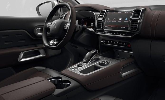 Citroën C5 Aircross - interior