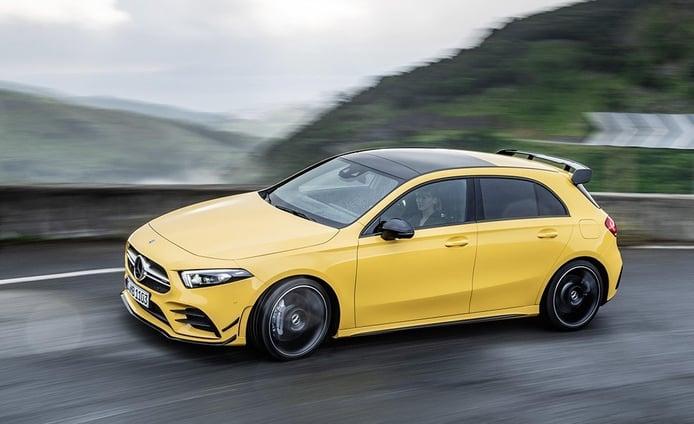 El nuevo Mercedes-AMG A 35 4MATIC ya está a la venta en España