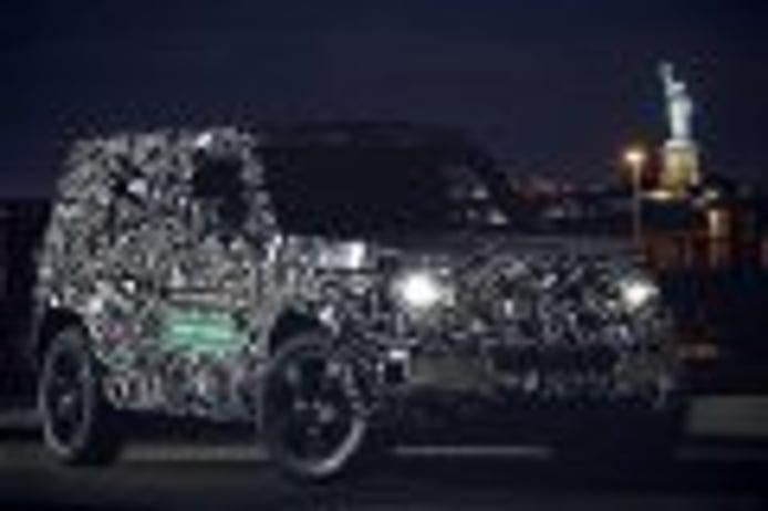 Land Rover confirma que el nuevo Defender llegará a Estados Unidos en 2020