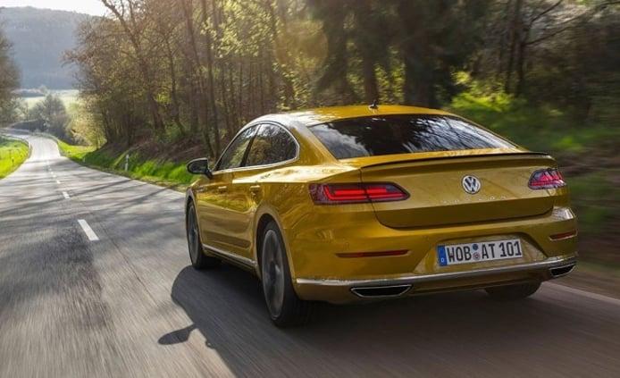Volkswagen Arteon - posterior