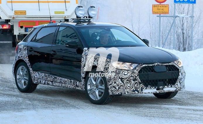 Audi A1 City Carver, la alternativa premium al Ford Fiesta Active