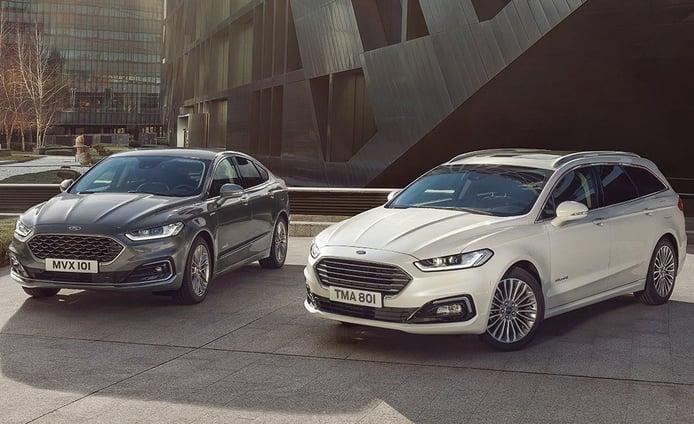 Ford Mondeo 2019, la berlina americana se renueva y estrena variante híbrida