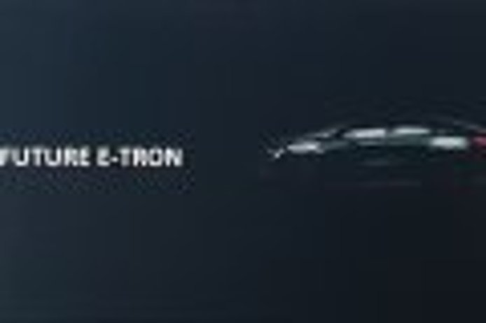 Audi confirma el debut comercial del e-tron Sportback para 2019