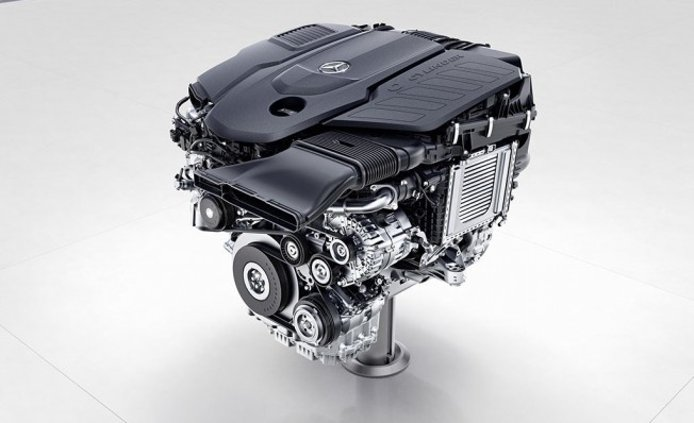 Mercedes Clase GLE 2019 - motor diésel