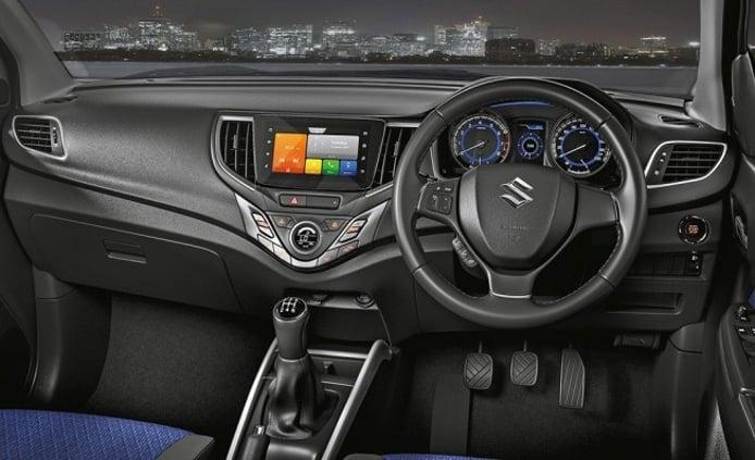 Suzuki Baleno 2019 - interior