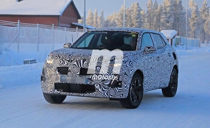 El nuevo Peugeot 2008 Eléctrico cazado por primera vez, ¡que tiemble el Hyundai Kona!